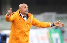 Roma sack Luciano Spalletti two days after record-breaking season