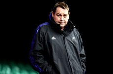 Lions schedule criticised by All Blacks coach Hansen