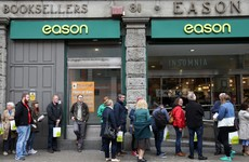 Eason has sold out of the newspaper and magazine distribution trade
