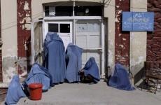 Afghan woman killed for 'bearing a girl'
