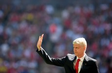 Wenger In: It looks like Arsene has agreed a two-year deal at Gunners