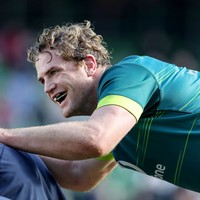 Jamie Heaslip enjoying rugby in a whole new light during incredibly rare break from the game