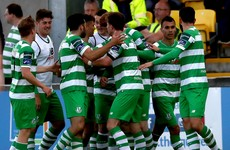 Shamrock Rovers close the gap on top-four with well-deserved victory over Seagulls