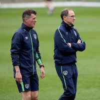 Minutes matter for Martin as Ireland arrive for Mexican stand-off