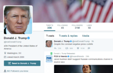 Trump deletes 'covfefe' post after baffling Twitter