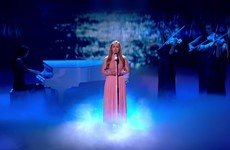 14-year-old Leah from Meath nailed her Britain's Got Talent live semi but failed to make it through