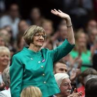Former star Margaret Court says tennis is 'full of lesbians'