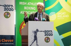 Sport Ireland chief makes funding warning amid Irish boxing row