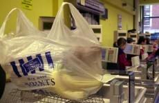 Plastic bag levy on way to Northern Ireland