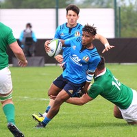 Ireland lose World Rugby U20 Championships opener to Italy