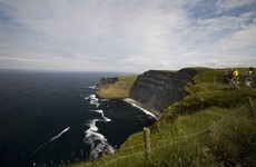 Two men in serious condition after Cliffs of Moher accident