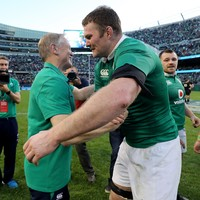 Schmidt happy that he and IRFU did all they could to keep Donnacha Ryan