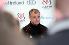 Ulster look to replace McLaughlin - reports