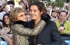 Orlando Bloom's mam isn't happy with the press he's getting, so she sent his CV to the newspapers