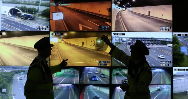 Speed cameras in Port Tunnel going live from midnight