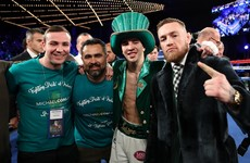 Conlan set to assist McGregor with preparations for Mayweather