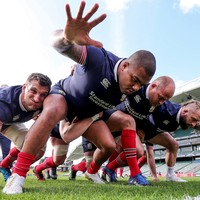 Rugby nause Sinckler and Furlong are the new breed of Lions props