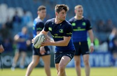 Former Leinster winger Billy Dardis captains Ireland for Grand Prix opener