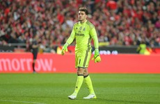 Man City splash out €40m on Benfica goalkeeper Ederson