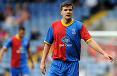 Ex-Crystal Palace midfielder Owen Garvan weighing up League of Ireland offers