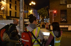 'My father used to beat me and my mother up for fun': A night on the streets with Dublin's rough sleepers