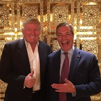 Nigel Farage is 'person of interest' in investigation into Trump's Russian links: report