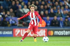 Man United reportedly cool interest in Griezmann as they turn to other targets