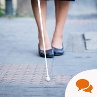 Discrimination? 'Only 16% of people who are blind or vision impaired in Ireland are working'