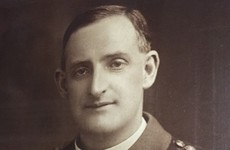Irish chaplain patrolled 1917 frontlines with a shovel, gave last rites and then buried the dead
