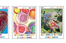 Irish artist's painting to appear on UN stamp for autism awareness