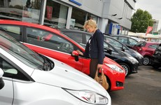 New car registrations down for the month of May across all sectors