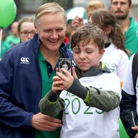 Signed, sealed, delivered: Ireland's RWC 2023 bid brought to World Rugby with no shortage of fanfare