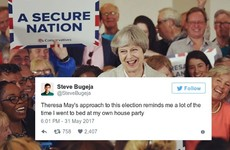 Just 18 absolutely savage tweets about Theresa May