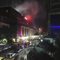 ISIS 'claims responsibility' after gunfire reported at casino complex in Philippine capital