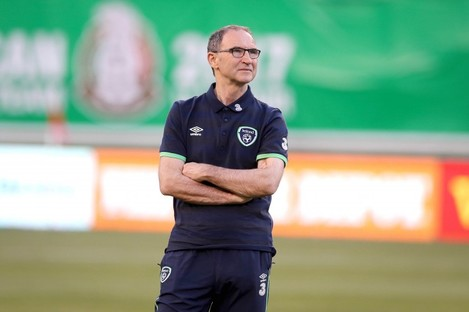 Martin O'Neill has seen his side lose a cumulative 8-2 in their last two visits to New York.