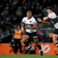 Gatland's son puts family first for Lions tour