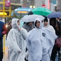 Heavy rain forecast as we're set for a wetter, cooler bank holiday weekend