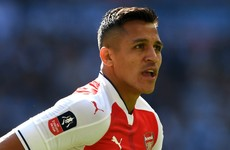 A Man Utd club legend believes Sanchez is 'exactly the type' of player they need
