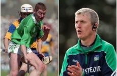 Cheering on Carey from the bench in '96 to plotting for Limerick's battle with Clare