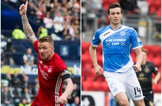 Two Irish players rewarded for fine seasons with inclusion in SPFL team of the year