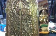 'Valuable' tabernacle stolen from Dublin church
