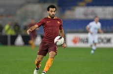 Roma tell Liverpool €32 million isn't enough to bring top target Salah to Anfield