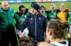 Ireland reduce squad ahead of Japan trial games as World Cup prep intensifies