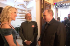 Vladimir Putin sits down with Megyn Kelly and compares Russia hacking claims to anti-Semitism