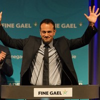 Leo Varadkar's first words as Fine Gael leader: 'Prejudice has no hold in this Republic'