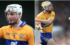 Captain and key forward to make 2017 bow for Clare in Munster battle with Limerick
