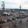 German rock festival evacuated over 'terrorist threat'