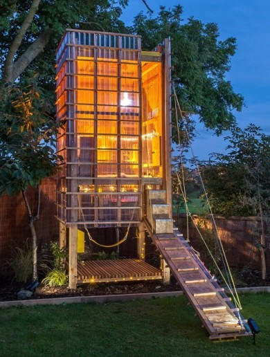 From tree houses to museums: Public asked to vote for Ireland's favourite building