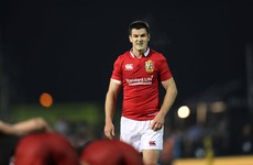 Gatland not writing Sexton off but Farrell's cameo pushes him ahead