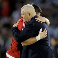 'It was special' - Gatland's son causes the Lions a whole lot of problems